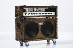TGS ROWDY 60 (tiger) - head + box 01